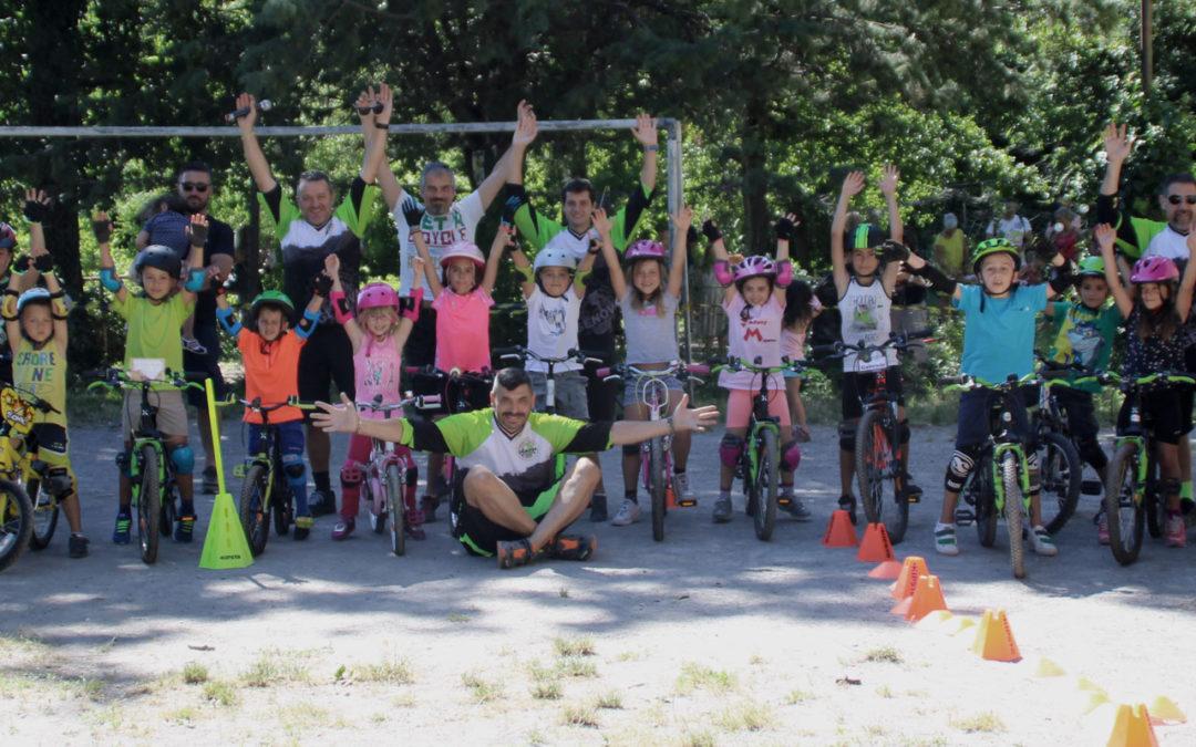Apertura Bike School 2019 – Open Day per tutti