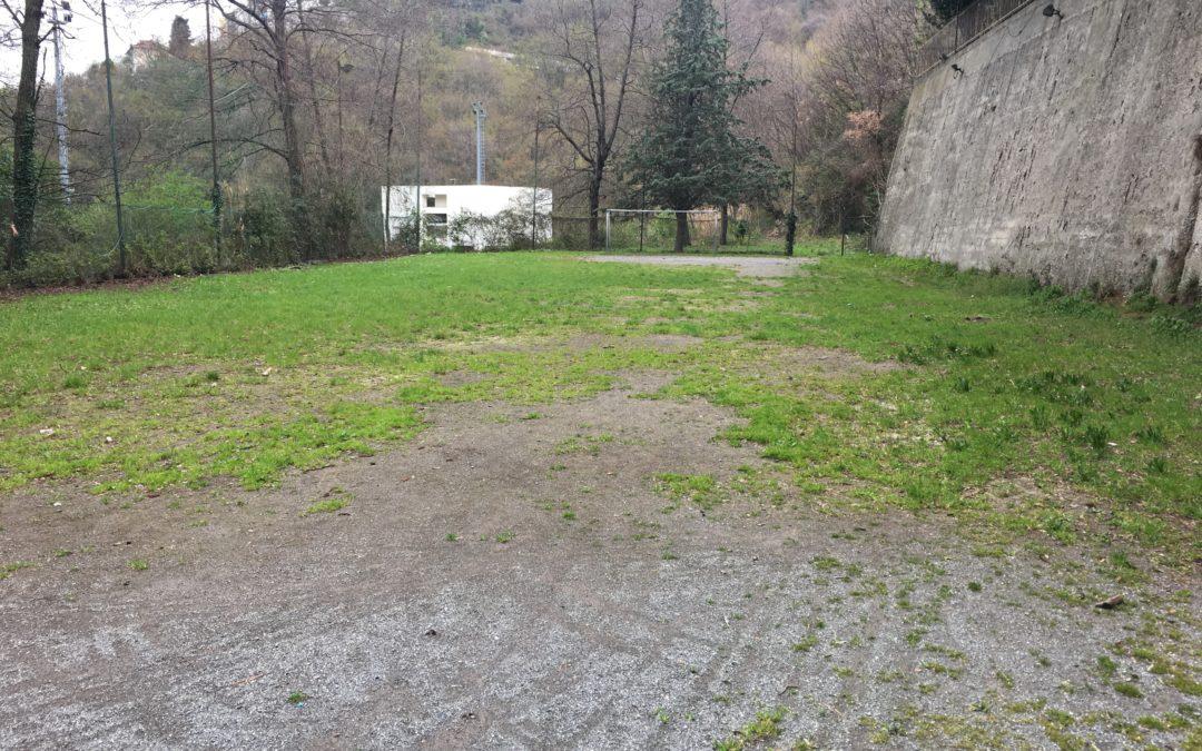 Pulizia Campo Bike School