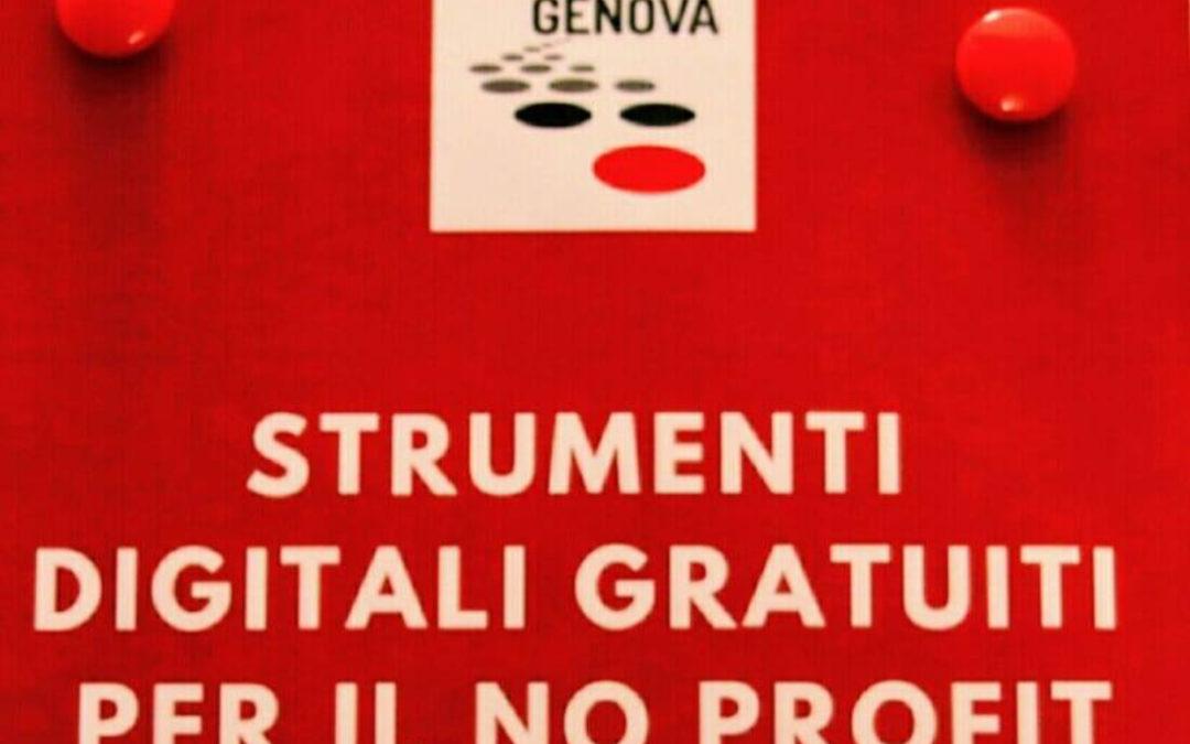 """Corso Gratuito """" Strumenti digitali per no profit  """""""